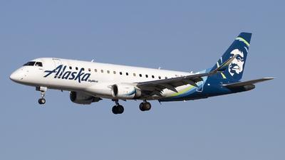 N182SY - Embraer 170-200LR - Alaska Airlines (Skywest Airlines)