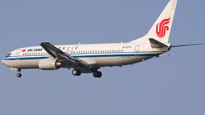 B-5170 - Boeing 737-808 - Air China