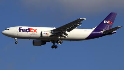 N727FD - Airbus A300B4-622R(F) - FedEx