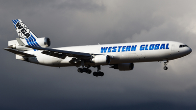 N546JN - McDonnell Douglas MD-11(F) - Western Global Airlines