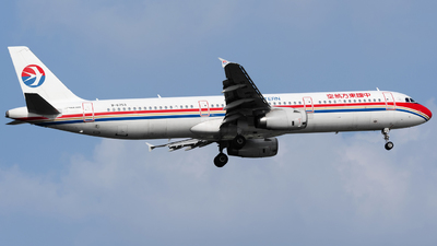 B-6753 - Airbus A321-231 - China Eastern Airlines