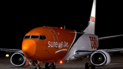 OE-IBZ - Boeing 737-34S(BDSF) - TNT Airways