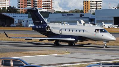 XA-FLB - Embraer EMB-550 Legacy 500 - Servicios Aéreos Across