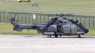 S-442 - Eurocopter AS 532U2 Cougar - Netherlands - Royal Air Force