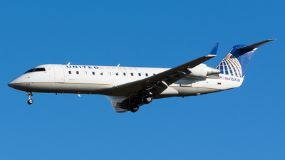 N410AW - Bombardier CRJ-200LR - United Express (Air Wisconsin)