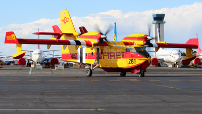 N415BT - Canadair CL-215T - Bridger Aerospace