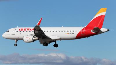 EC-MDK - Airbus A320-214 - Iberia