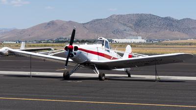 N7757Z - Piper PA-25-235 Pawnee - Private