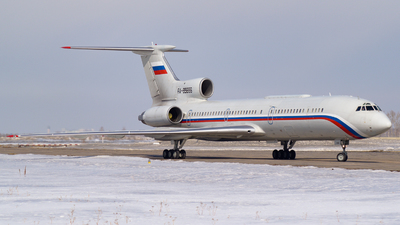 RA-85686 - Tupolev Tu-154M - Russia - Air Force