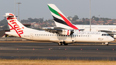 VH-FVR - ATR 72-212A(600) - Virgin Australia Airlines