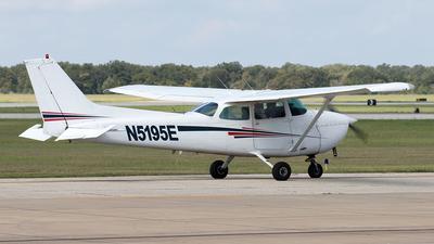 N5195E - Cessna 172N Skyhawk - Private