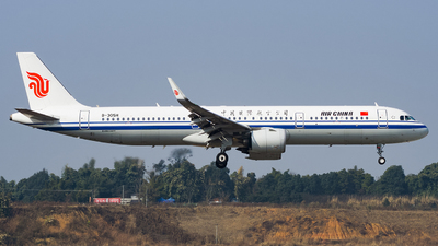 B-305H - Airbus A321-271N - Air China