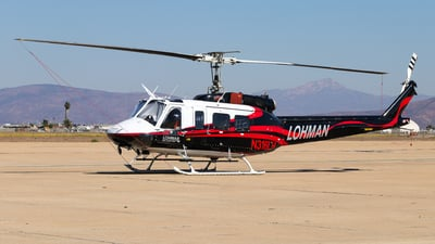 N316LH - Bell 212 - Lohman Helicopters
