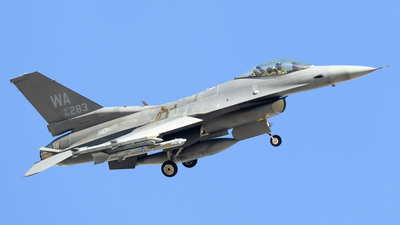 86-0283 - General Dynamics F-16C Fighting Falcon - United States - US Air Force (USAF)