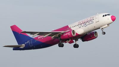 A picture of HALPW - Airbus A320232 - Wizz Air - © Nowakowski Piotr
