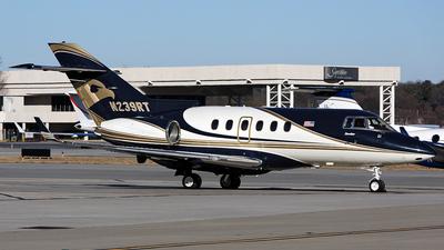 A picture of N239RT - Hawker 900XP - [HA0120] - © PeachAir
