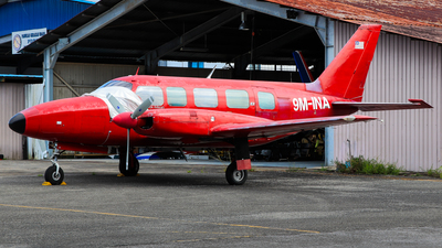 9M-INA - Piper PA-31-350 Chieftain - Systematic Aviation Services