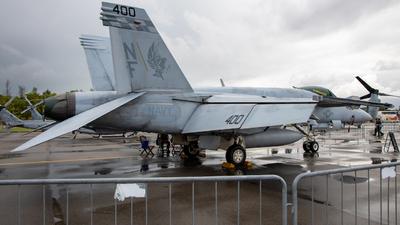 166901 - Boeing F/A-18E Super Hornet - United States - US Navy (USN)