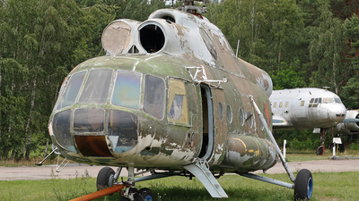 395 - Mil Mi-8T Hip - German Democratic Republic - Air Force