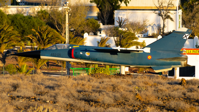 C.14-56 - Dassault Mirage F1M - Spain - Air Force