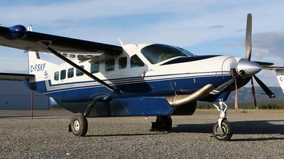 A picture of CFSKF - Cessna 208B Grand Caravan - Alkan Air - © Jeroen Stroes