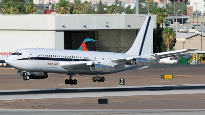 N720H - Boeing 720-051B - Honeywell Aerospace