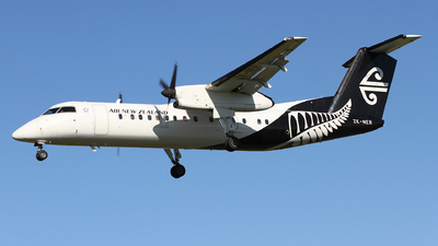 ZK-NER - Bombardier Dash 8-Q311 - Air New Zealand