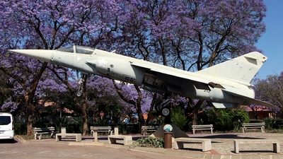 212 - Dassault Mirage F1CZ - South Africa - Air Force