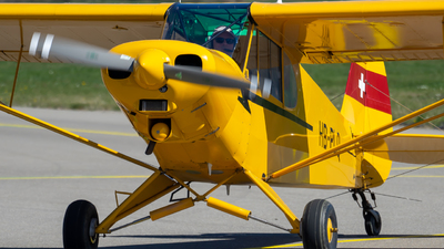 A picture of HBPLQ - Piper PA18150 Super Cub - [1809112] - © Pascal Ackermann