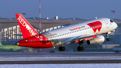 RA-89138 - Sukhoi Superjet 100-95B - Red Wings