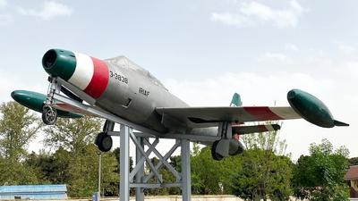 3-3838 - Republic F-84G Thunderjet - Iran - Air Force