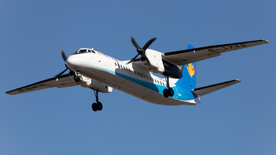 B-3713 - Xian MA-60 - Joy Air