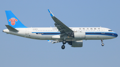 B-8670 - Airbus A320-271N - China Southern Airlines