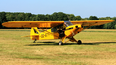 OO-ATY - Piper PA-18-105 Super Cub - Aero Club - Brasschaat