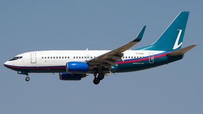 YI-AQK - Boeing 737-7BD - Iraqi Airways