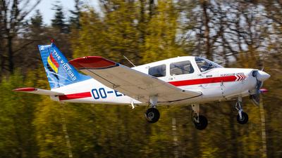 OO-EBU - Piper PA-28-161 Cadet - Vliegclub Ursel