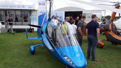 G-CKLE - AutoGyro Europe MTOsport 2 - Rotorsport Sales and Service