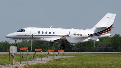 N505QS - Cessna Citation Latitude - NetJets Aviation