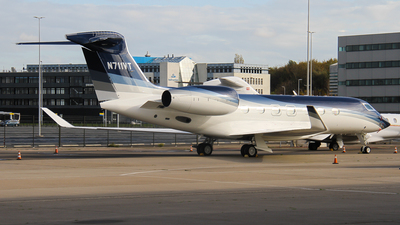 N711VT - Gulfstream G500 - Private