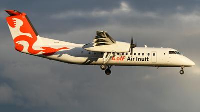 C-FEAI - Bombardier Dash 8-314 - Air Inuit