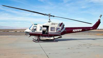 N205WW - Bell 205A-1 - Siller Helicopters