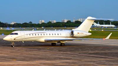 A picture of DAFAU - Bombardier Global Express -  - © Leonardo Mello