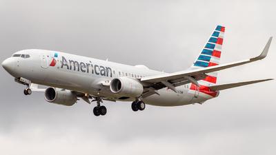 N947NN - Boeing 737-823 - American Airlines