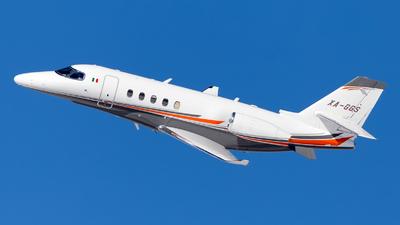 A picture of XAGGS - Cessna 680A Citation Latitude - [680A0032] - © HA-KLS
