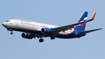 VP-BGG - Boeing 737-8LJ - Aeroflot