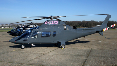 A picture of GLEXS - Agusta A109E Power - [11154] - © Terry Wade