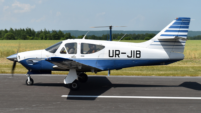 UR-JIB - Rockwell Commander 114 - Private