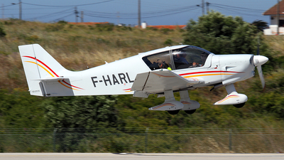 F-HARL - Robin DR400/140B Major - Private