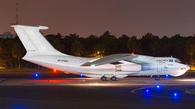 UP-I7601 - Ilyushin IL-76TD - Sigma Airlines