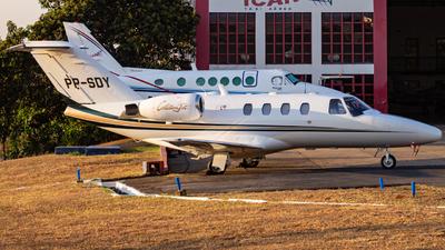 PP-SDY - Cessna 525 Citation CJ1 - Private
